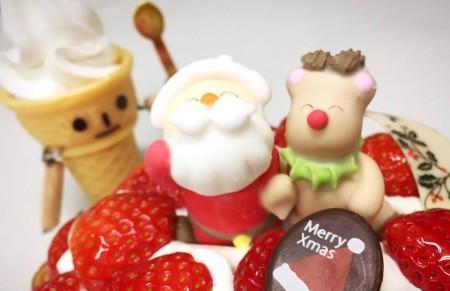 今年のクリスマスは イチゴタルトかな・・・