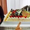 ウェディングケーキとSNS