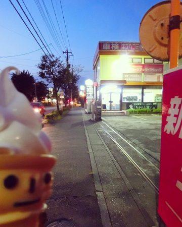 福田自動車さん外観からレポート!!