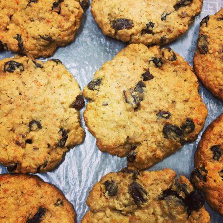 大きなサイズのクッキー